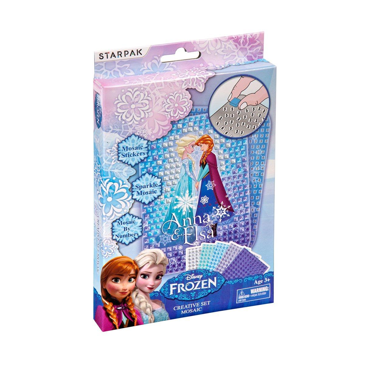 Set creativ Mosaic Starpak, Disney Frozen