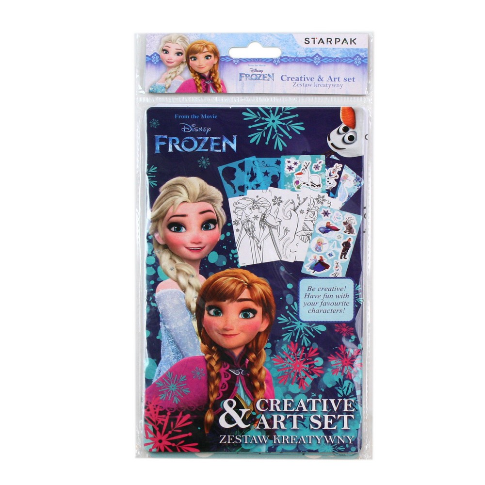 Set creativ Starpak Frozen
