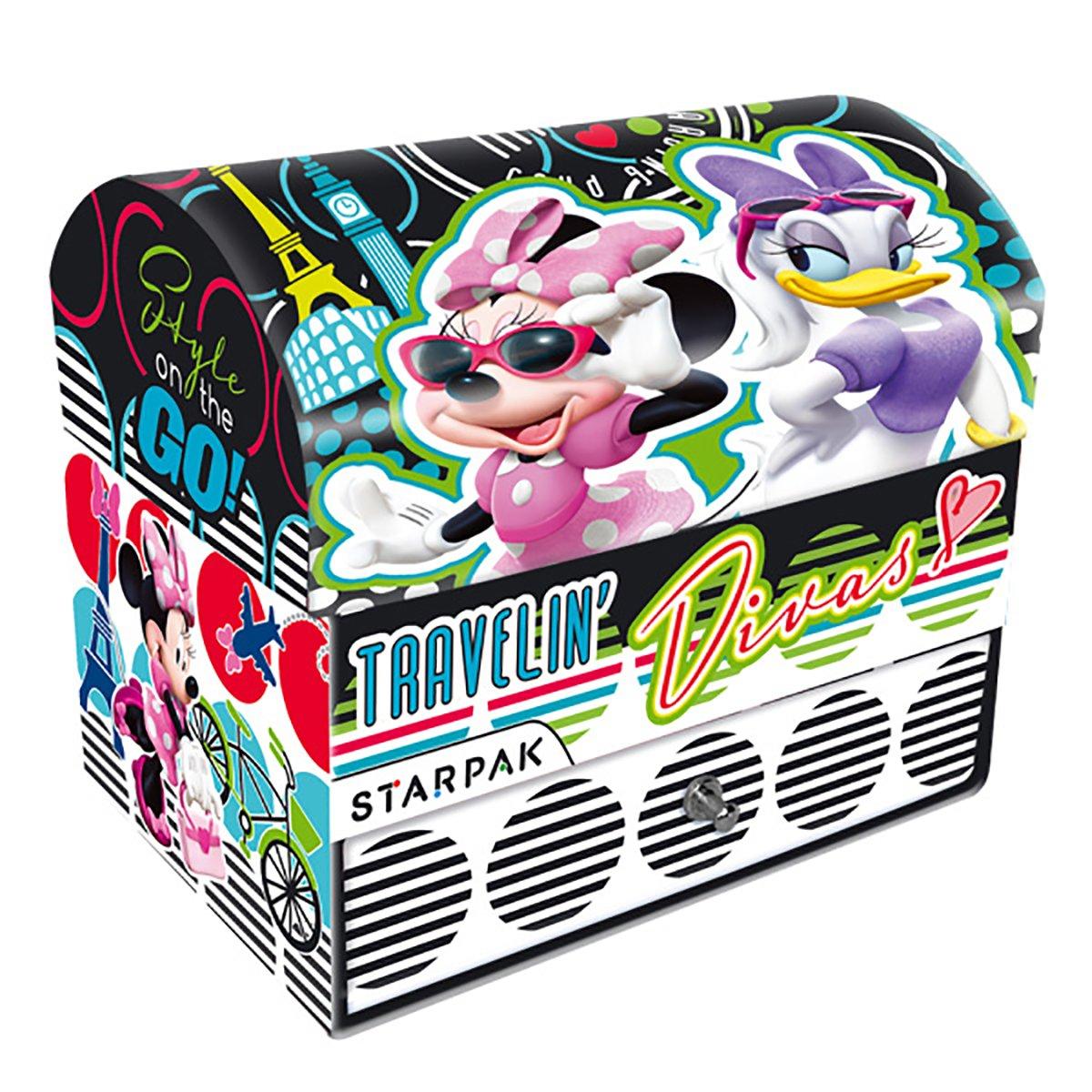 Cutie de bijuterii din carton Starpak, Disney Minnie