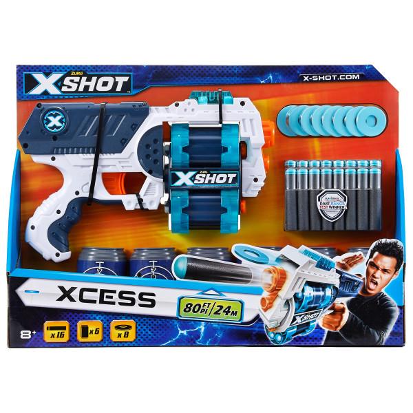 Blaster X-Shot Xcess Dart & Disc