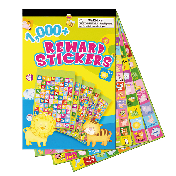 Carte cu abtibilduri sticker book Starpak