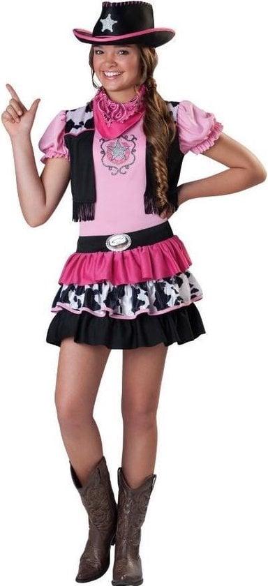 Costum de petrecere copii Giddy Up Girl