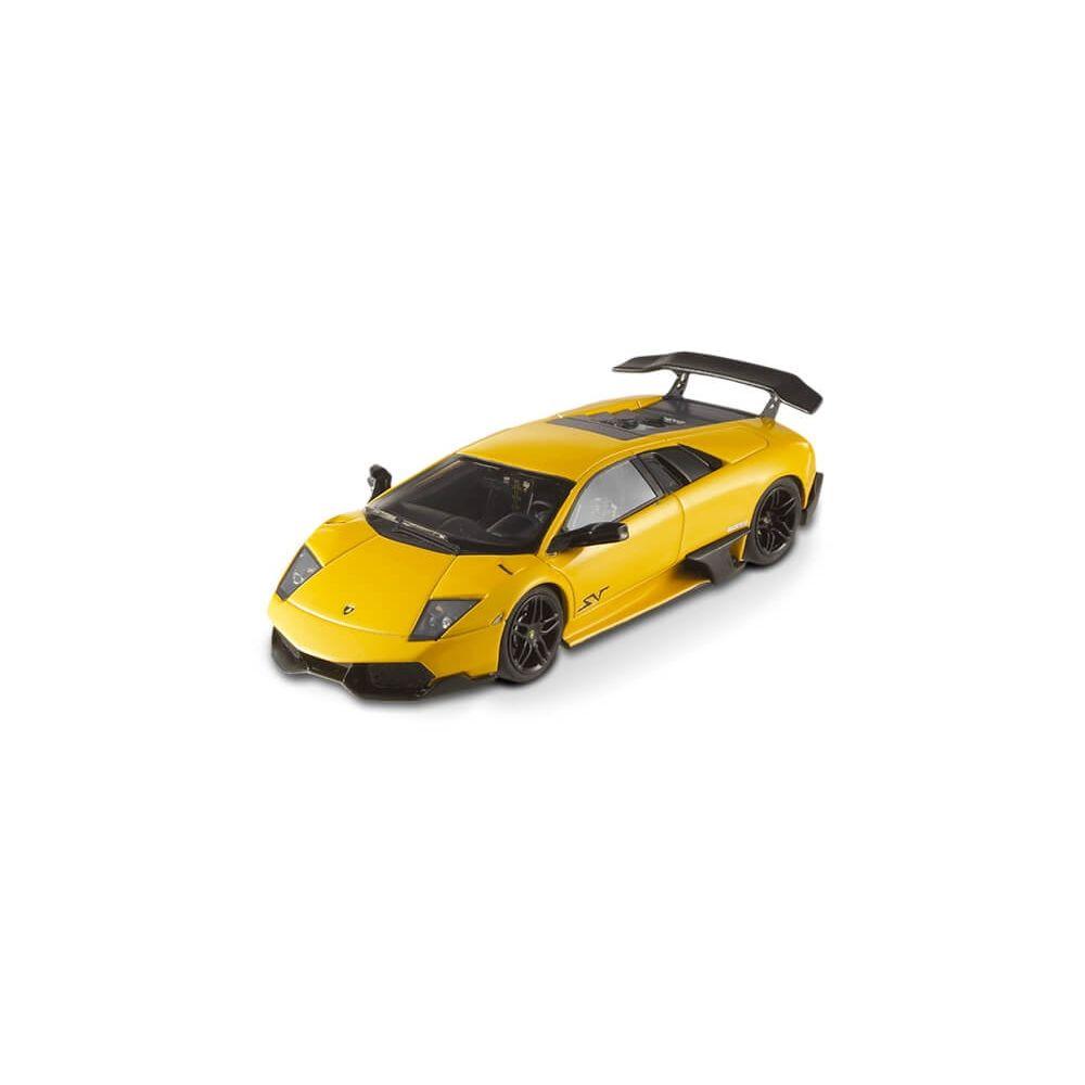 Masinuta Rastar Lamborghini Murcielago LP 670-4 SV 1:43, Galben