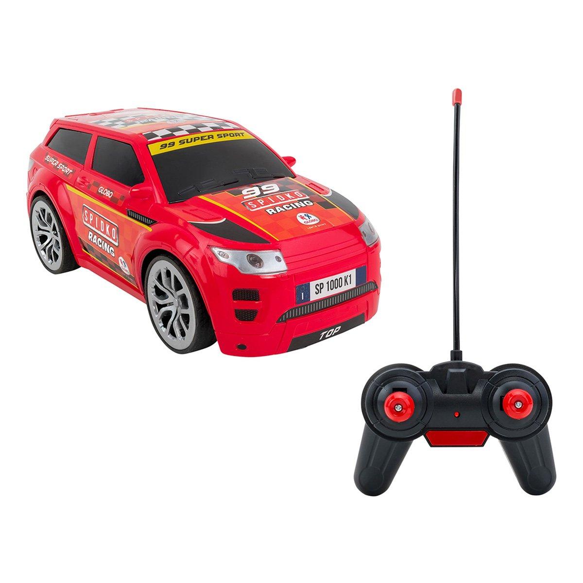 Masinuta cu telecomanda Globo Suv WRC, Rosu 99