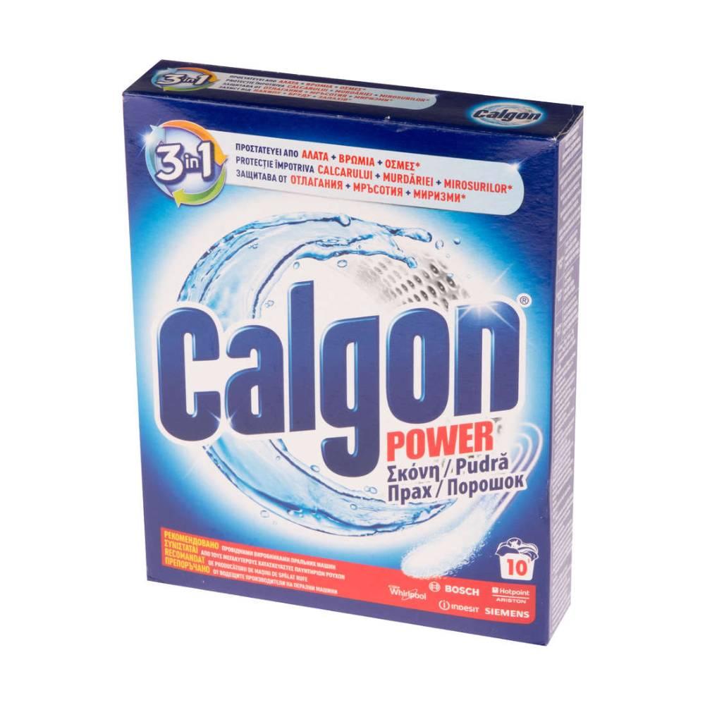 Pudra anticalcar Calgon Power 3 in 1, 500 g imagine