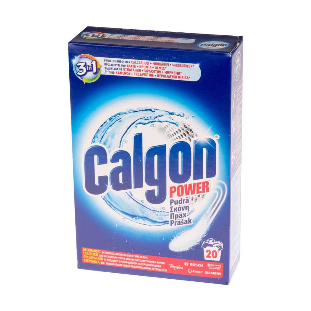 Pudra anticalcar Calgon Power 3 in 1, 1 Kg imagine