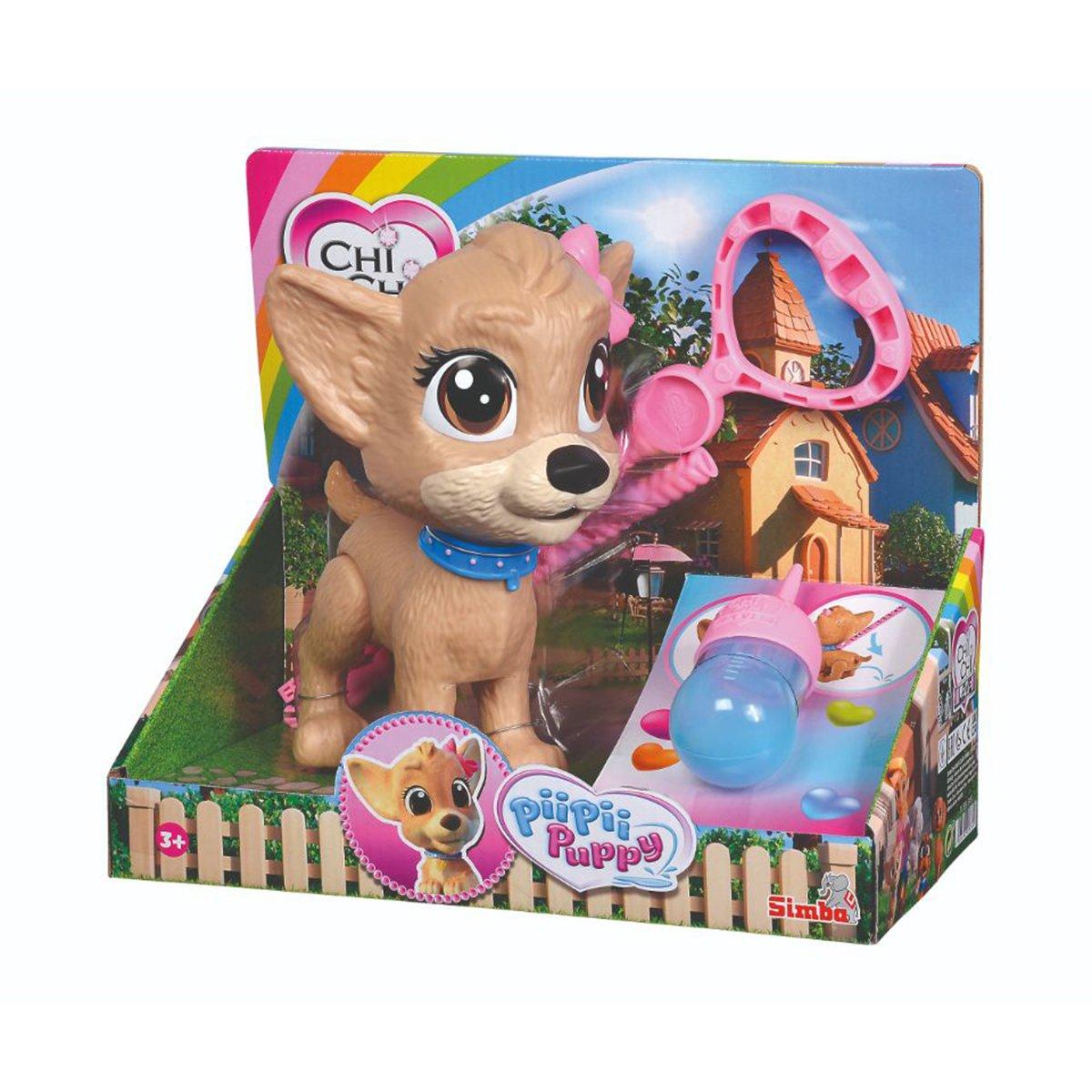 Catelusul Chi Chi Love, Pii Pii Puppy cu accesorii