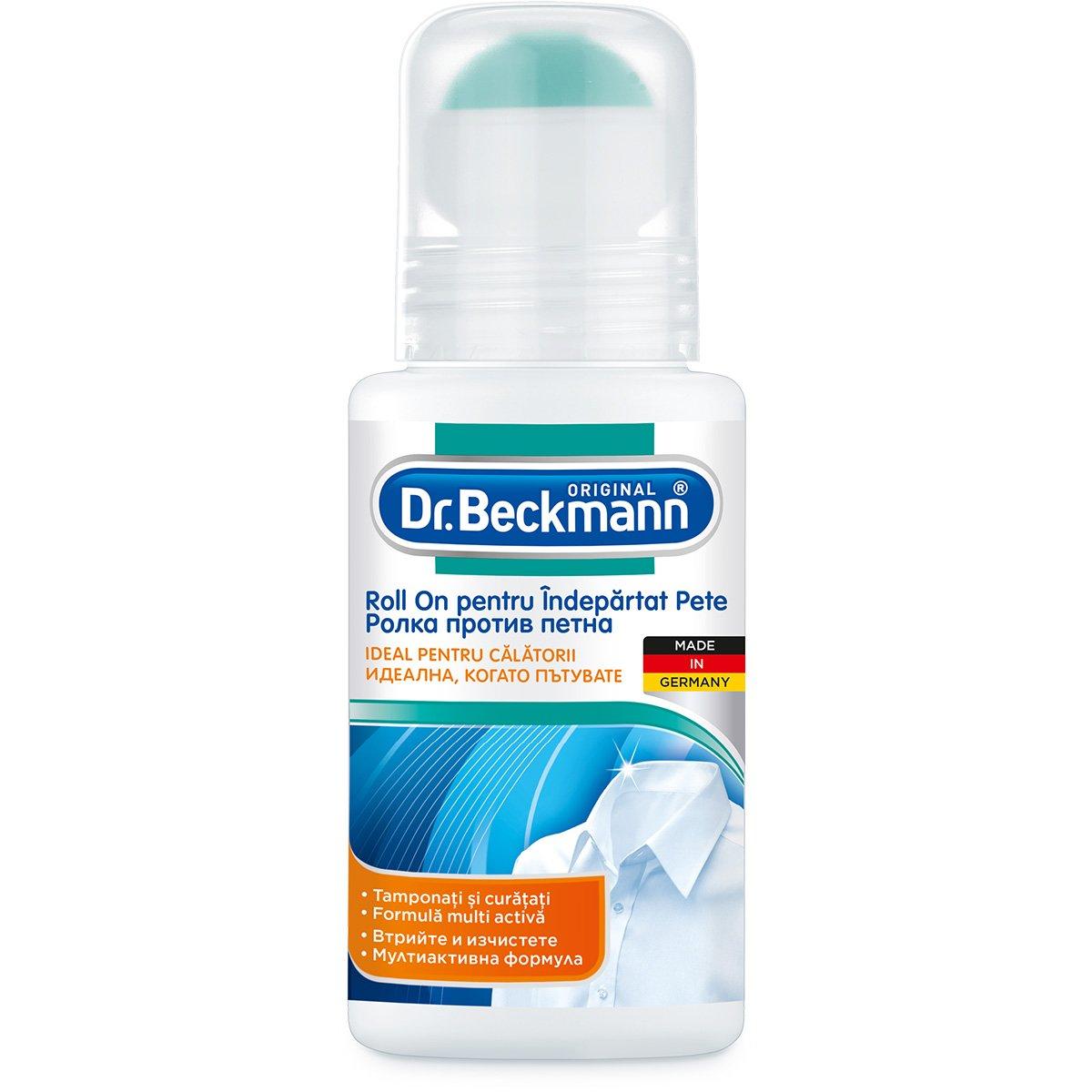 Roll on pentru indepartarea petelor Dr. Beckmann, 75 ml imagine