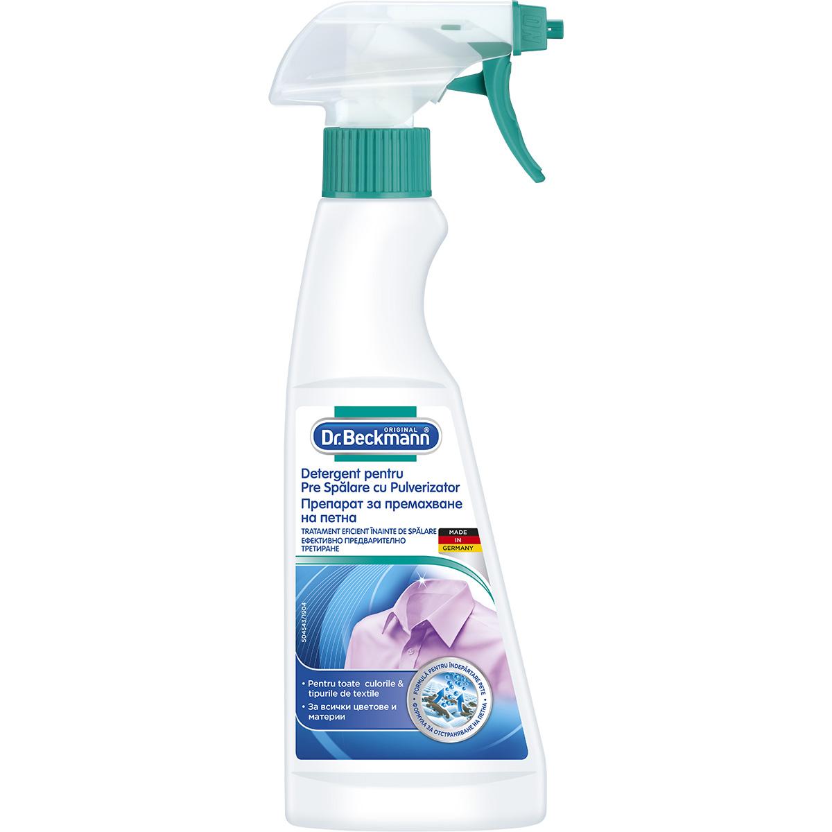 Spray pentru indepartarea petelor Dr. Beckmann, 250 ml imagine