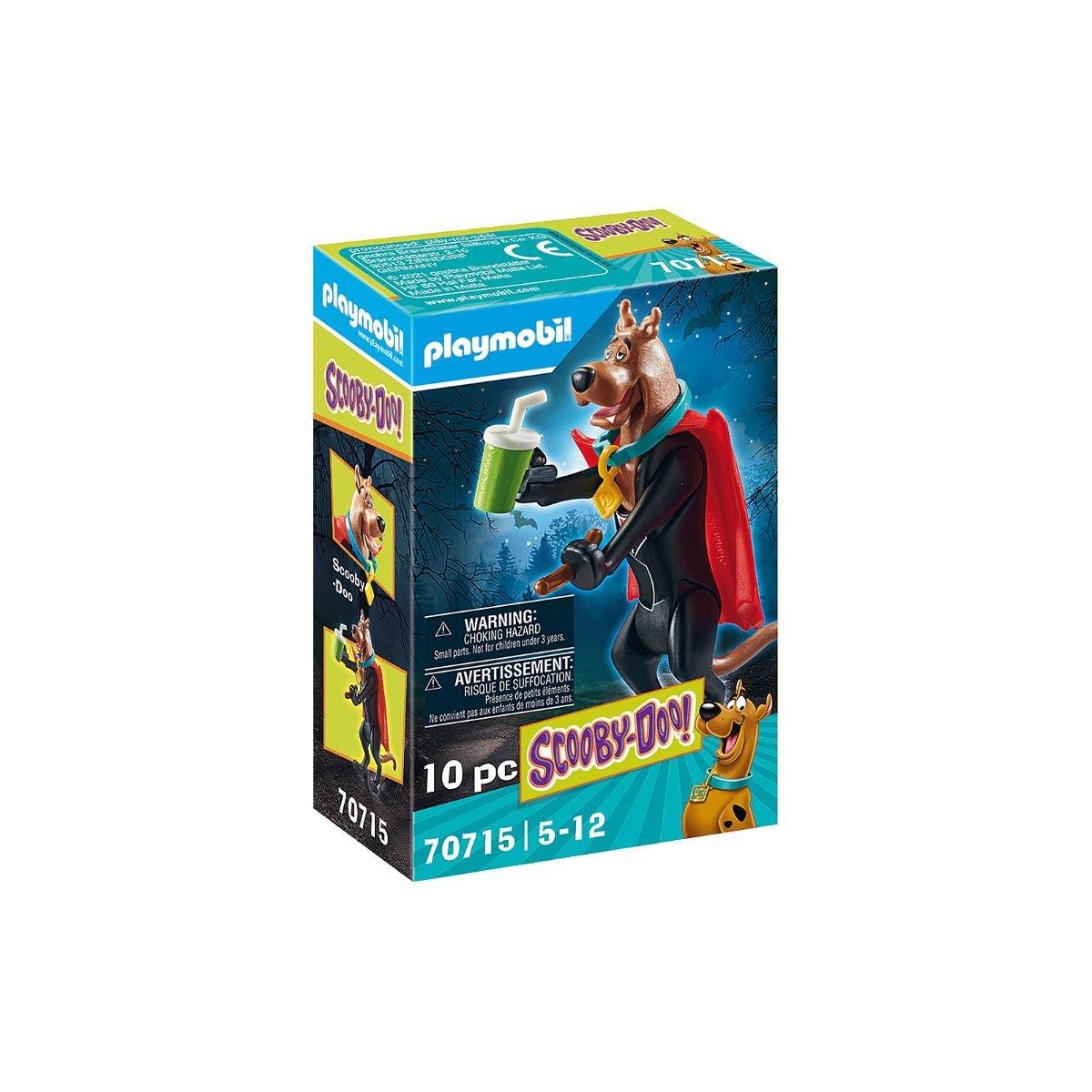 Set Playmobil Scooby Doo - Figurina de colectie - Scooby-Doo! Vampir