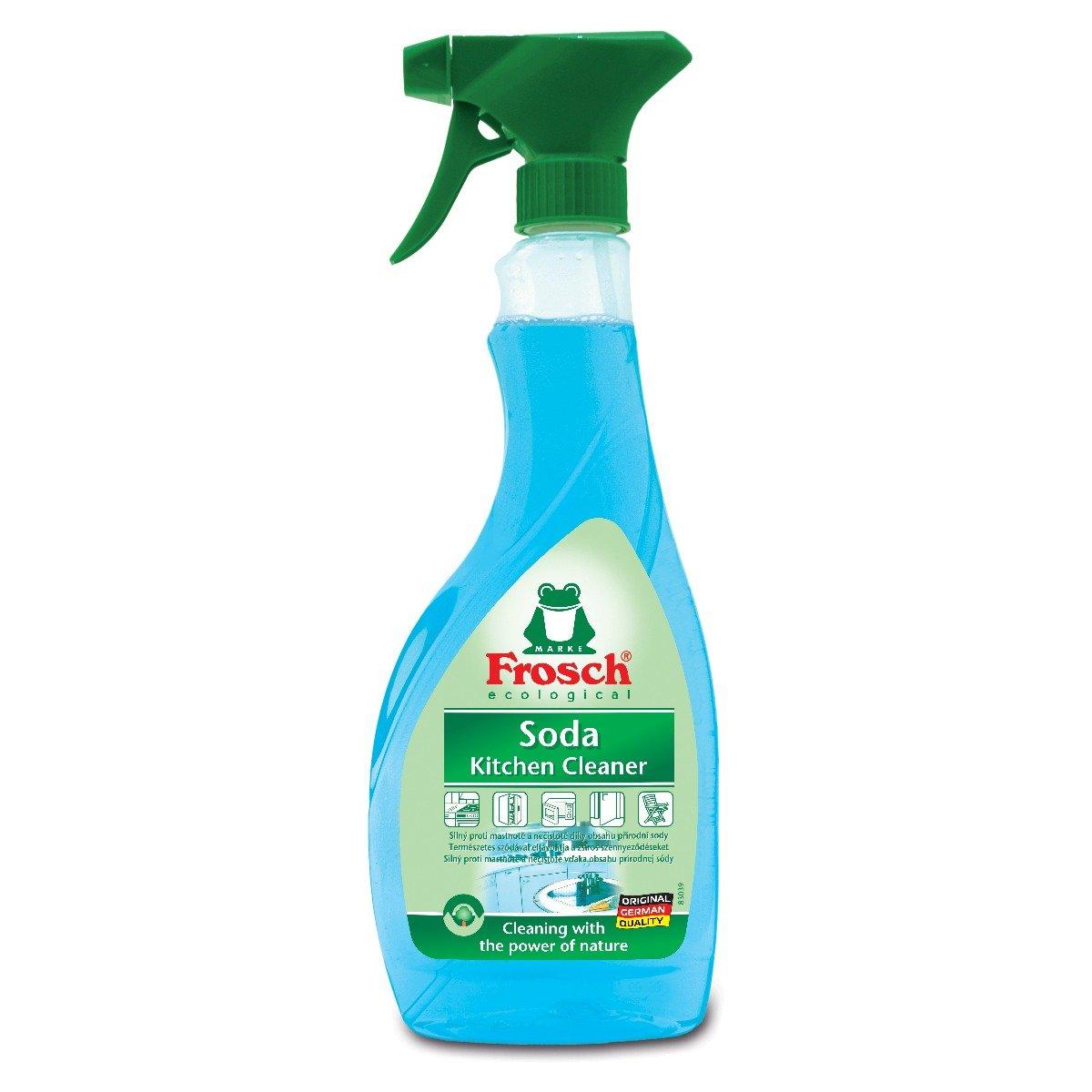 Detergent pentru bucatarie bicarbonat Frosh, 500 ml