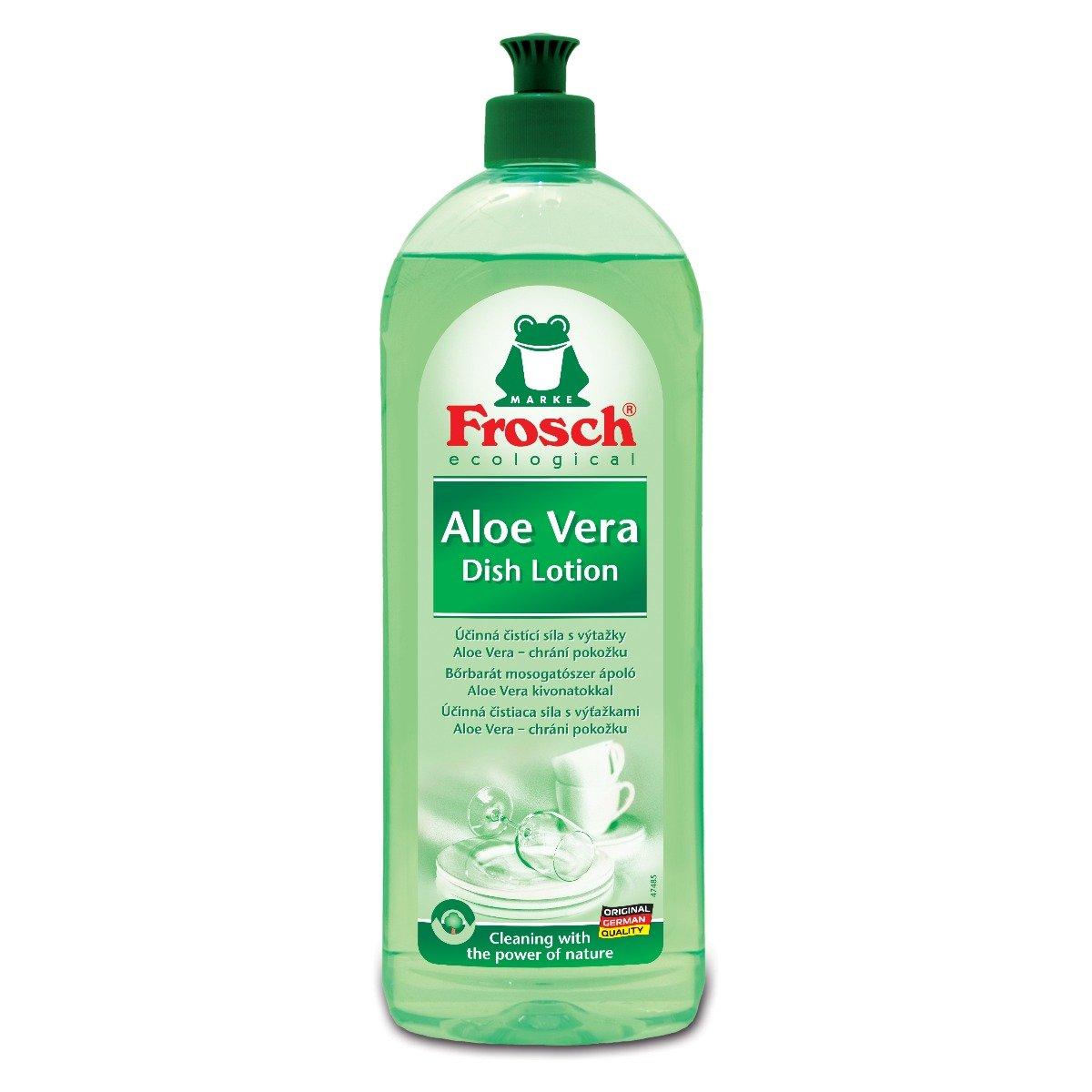 Detergent lichid pentru vase Aloe Vera Frosh, 750 ml