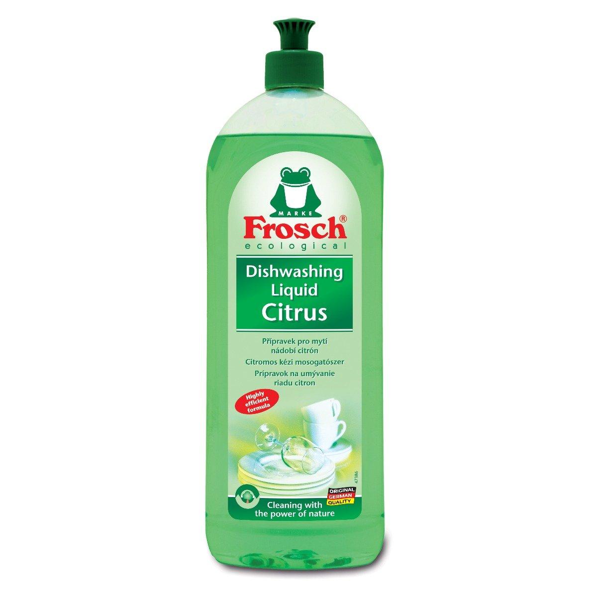 Detergent lichid pentru vase Lime Frosh, 750 ml