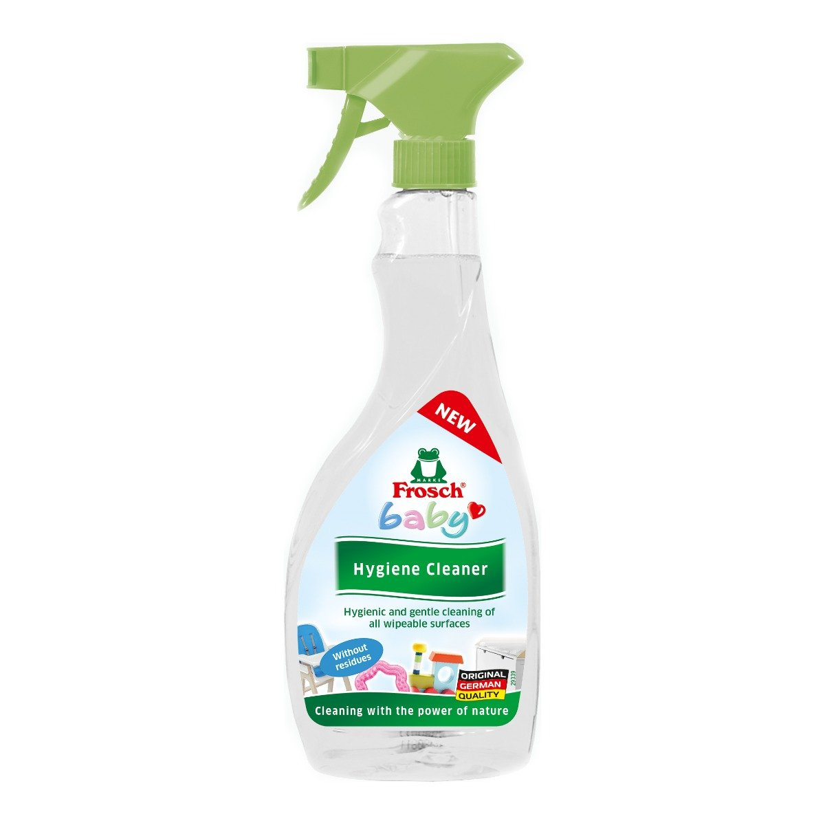 Spray igienic Frosch Baby, 500 ml