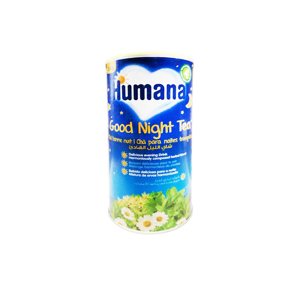 Ceai Humana Noapte buna, 200 g, 4 luni+ imagine