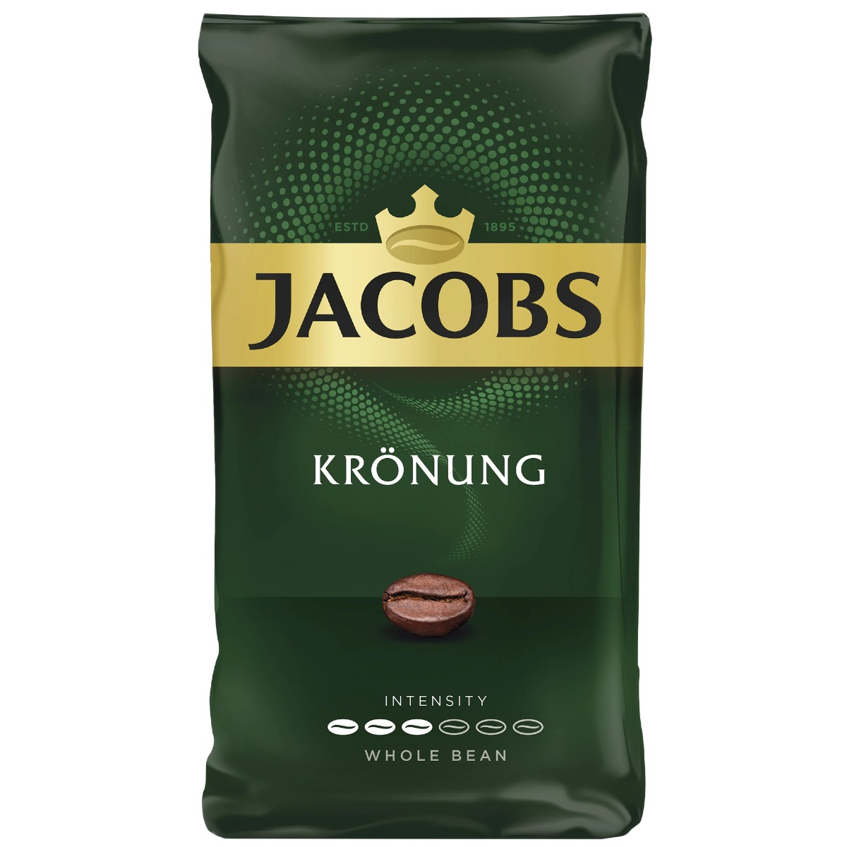 Cafea boabe Jacobs Kronung, 500 g imagine 2021