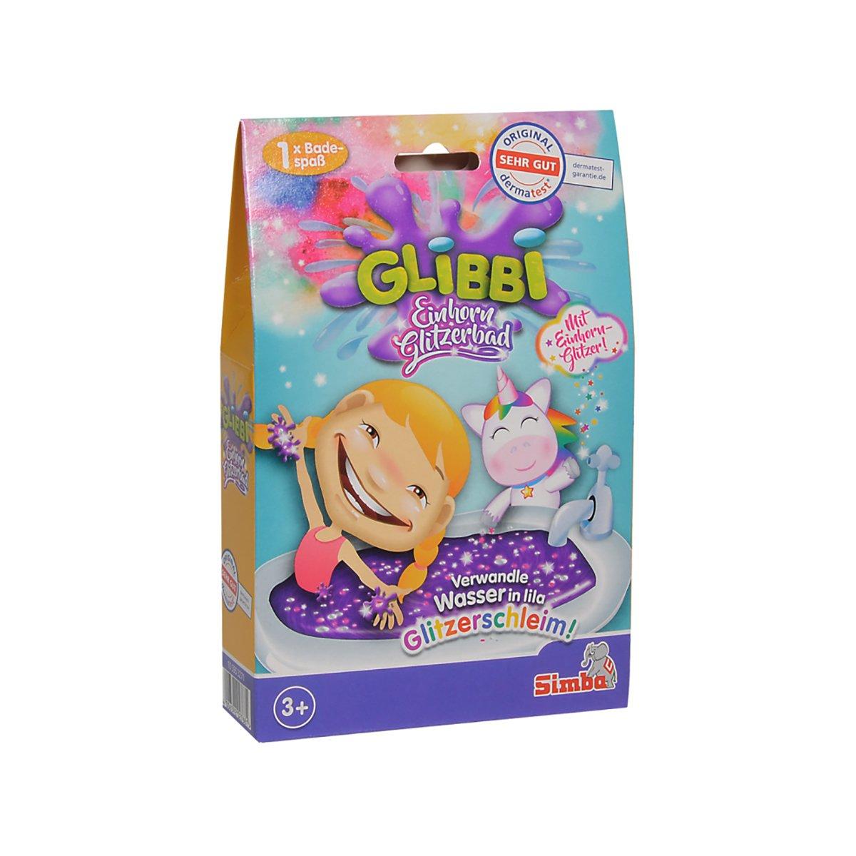 Gelatina Slime Unicorn Glibbi, 150 g