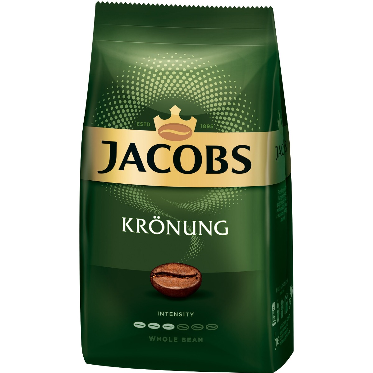 Cafea boabe Jacobs Kronung, 250 g imagine
