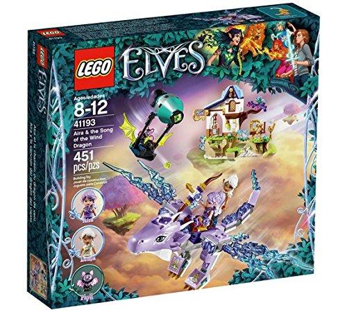 lego® elves - aira si cantecul dragonului de vant (41193)
