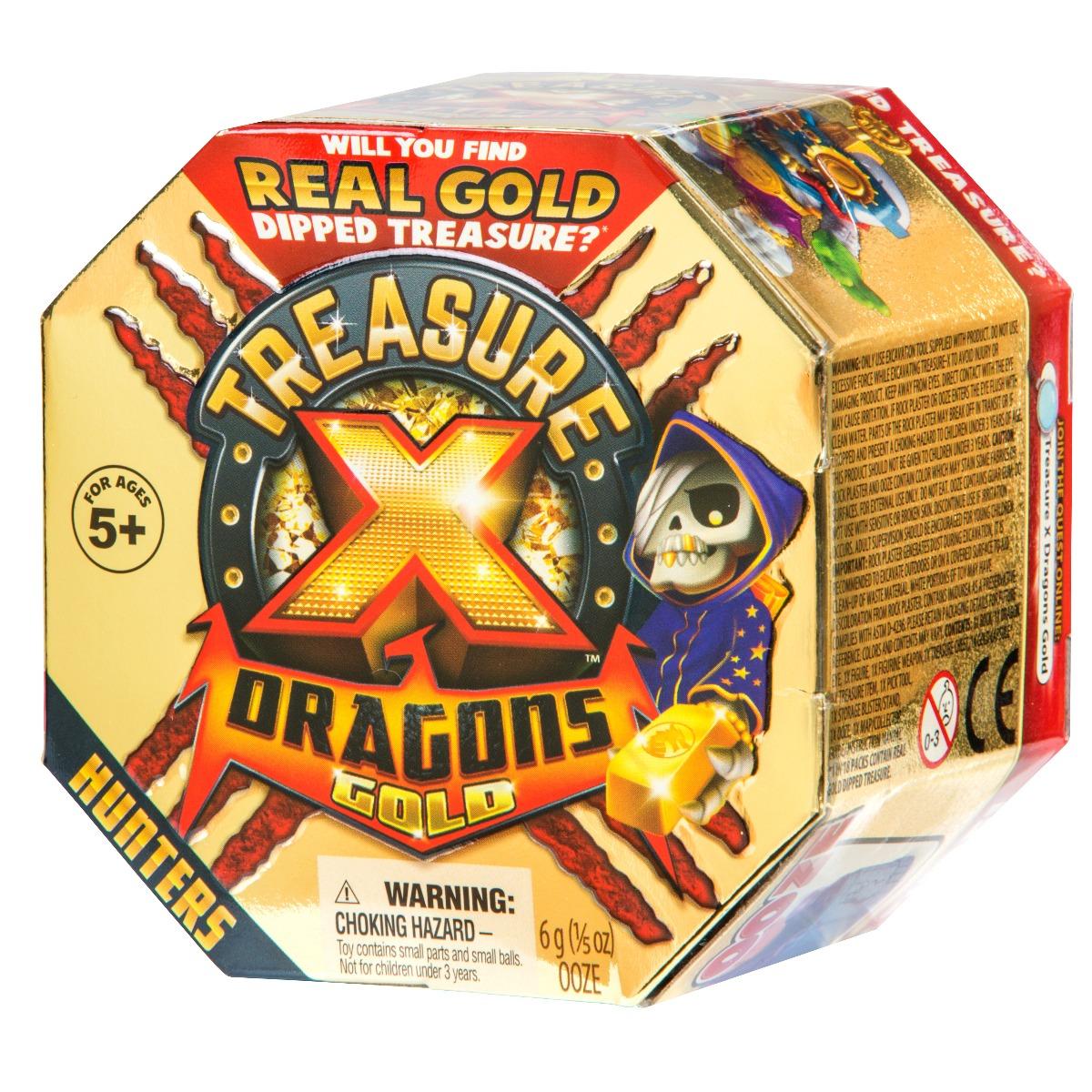 Cufar Treasure X - Aurul Dragonului