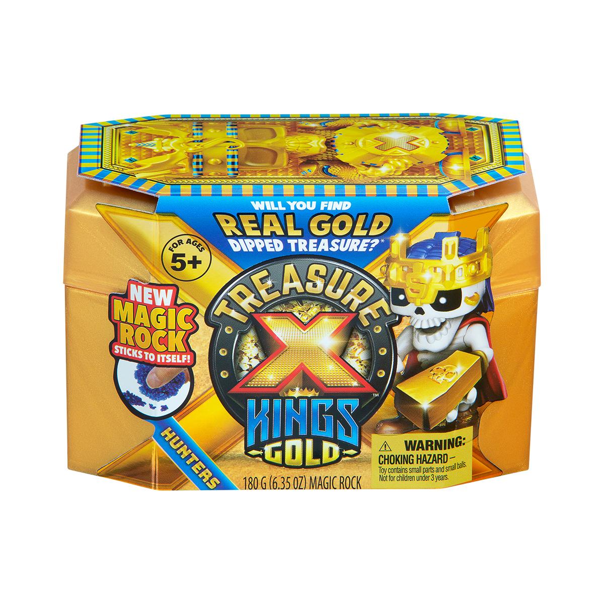 Figurina surpriza Treasure X, Aurul Dragonului, S3, 18 buc