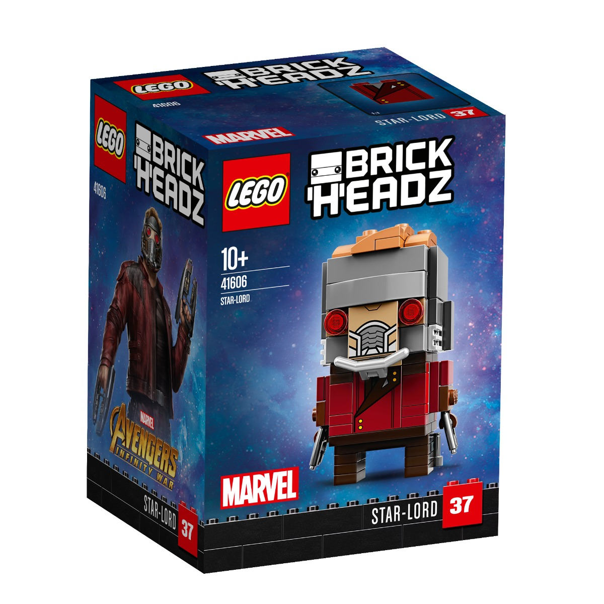 lego® brickheadz - lordul star (41606)