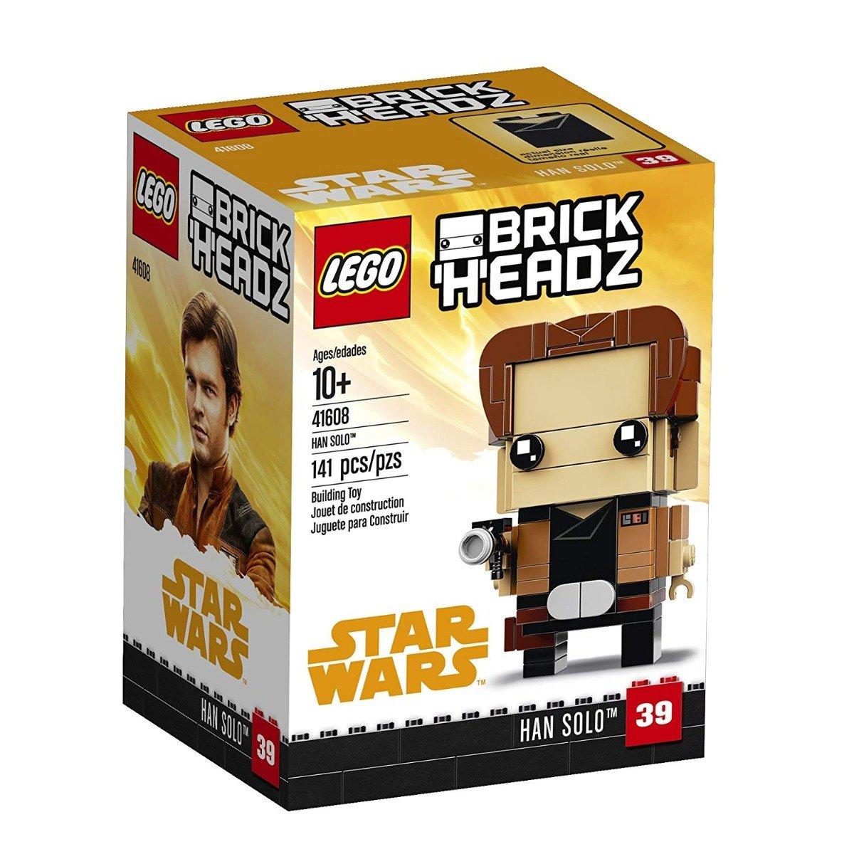 lego® brickheadz - han solo™ (41608)