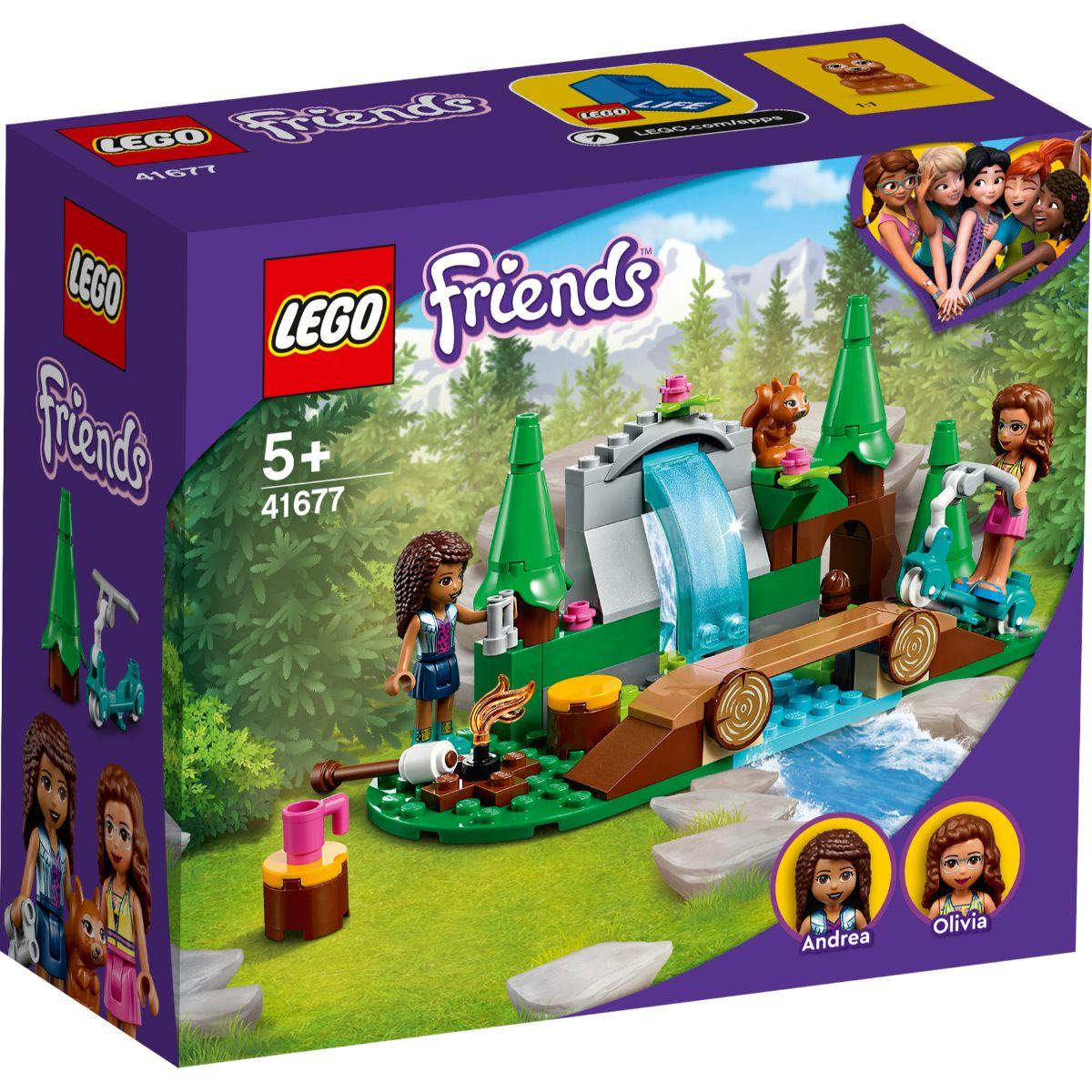 LEGO® Friends - Cascada din padure (41677)