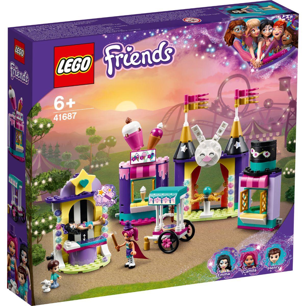 LEGO® Friends - Chioscuri magice in parcul de distractii (41687)