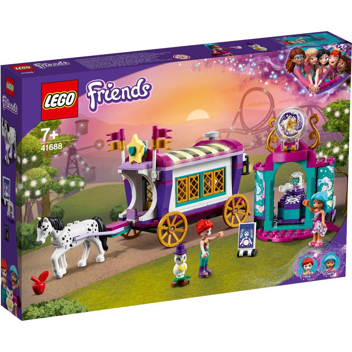LEGO® Friends - Rulota magica (41688)