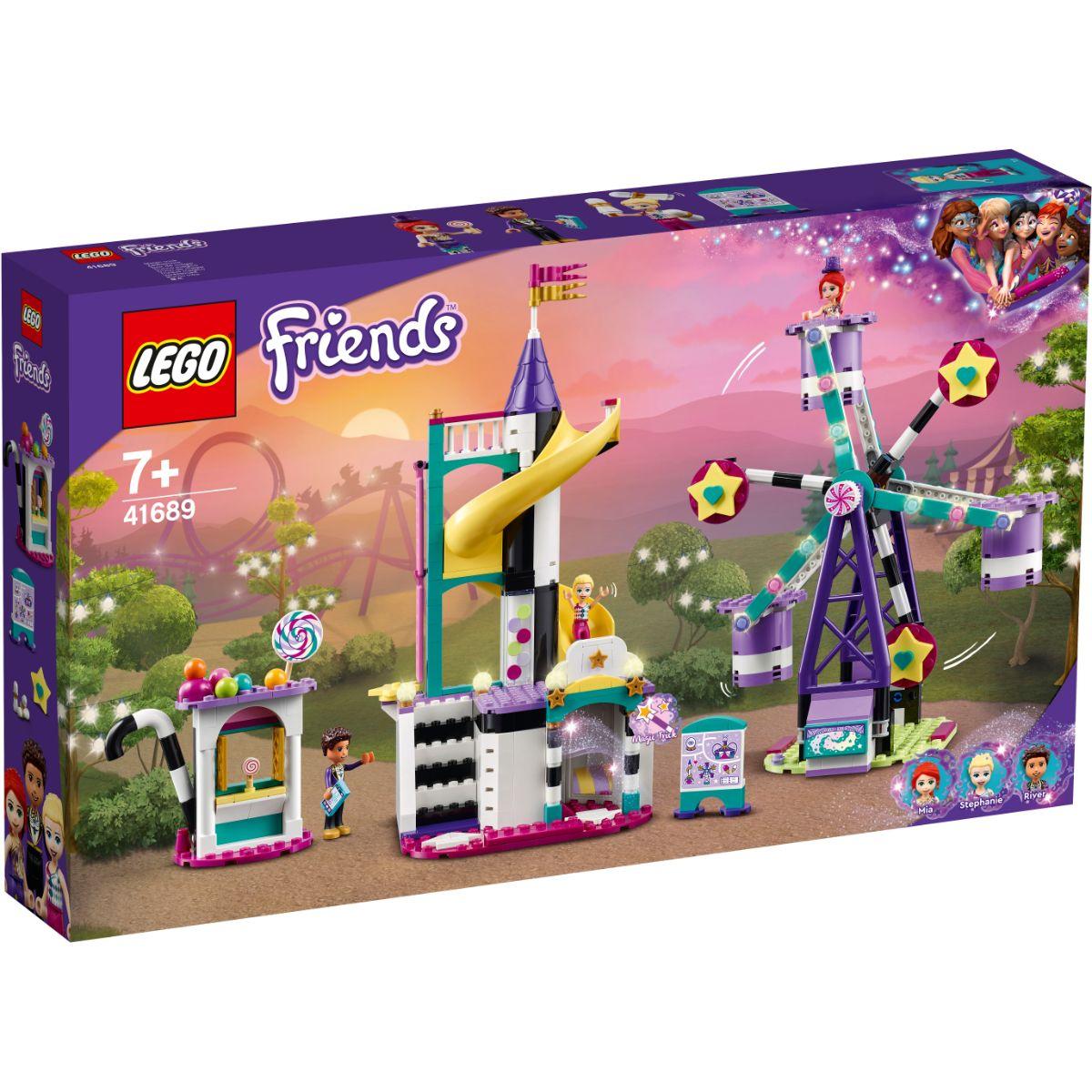 LEGO® Friends - Roatasi tobogan magic (41689)