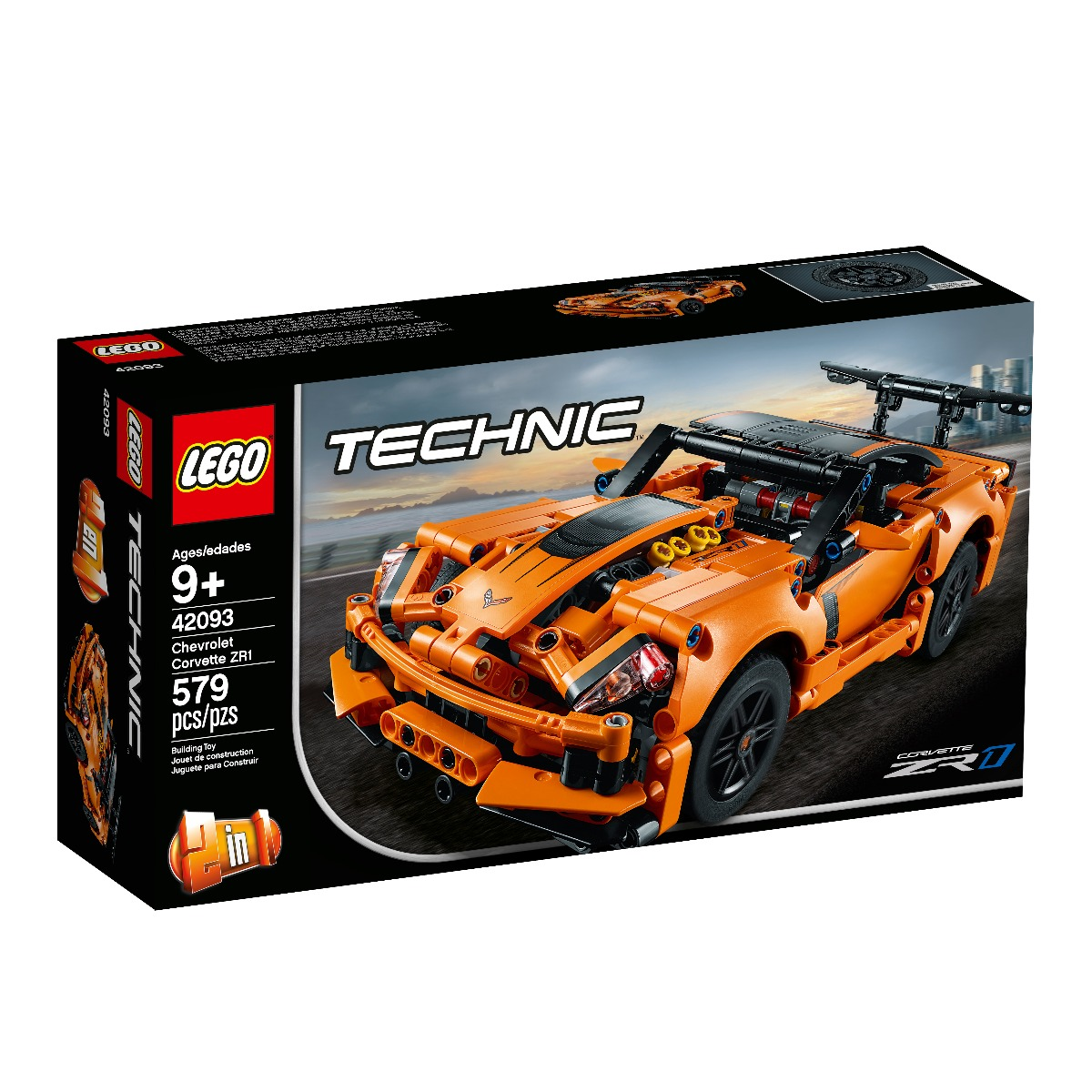Lego® Technic - Chevrolet Corvette Zr1 (42093)