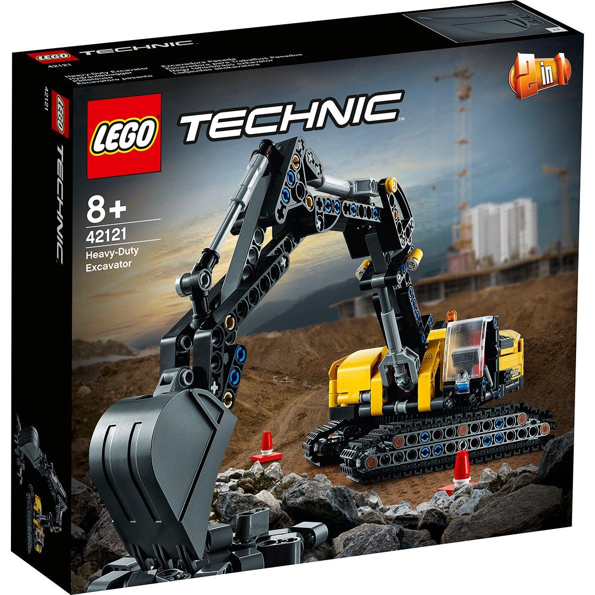 LEGO® Technic - Excavator de mare putere (42121)
