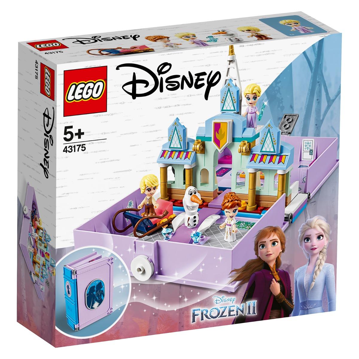 LEGO® Disney Frozen - Aventuri din cartea de povesti cu Anna si Elsa (3175)