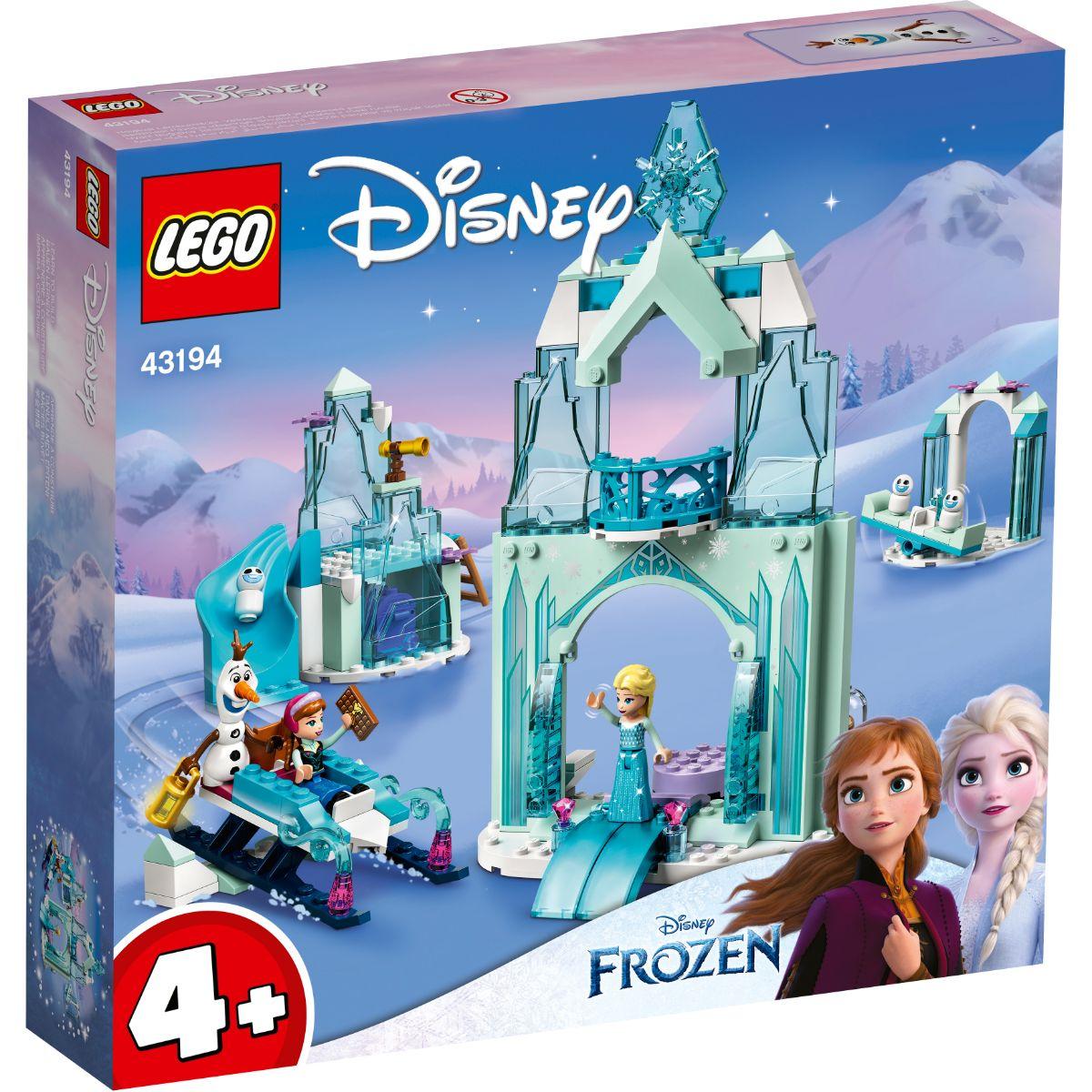 LEGO® Disney Princess - Tinutul Minunilor din Regatul De Gheata (43194)