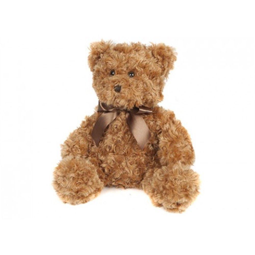 Jucarie de plus Ursulet, Maron, 25 cm