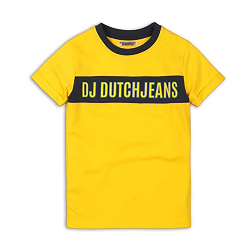 Tricou cu maneca scurta Dj Dutchjeans