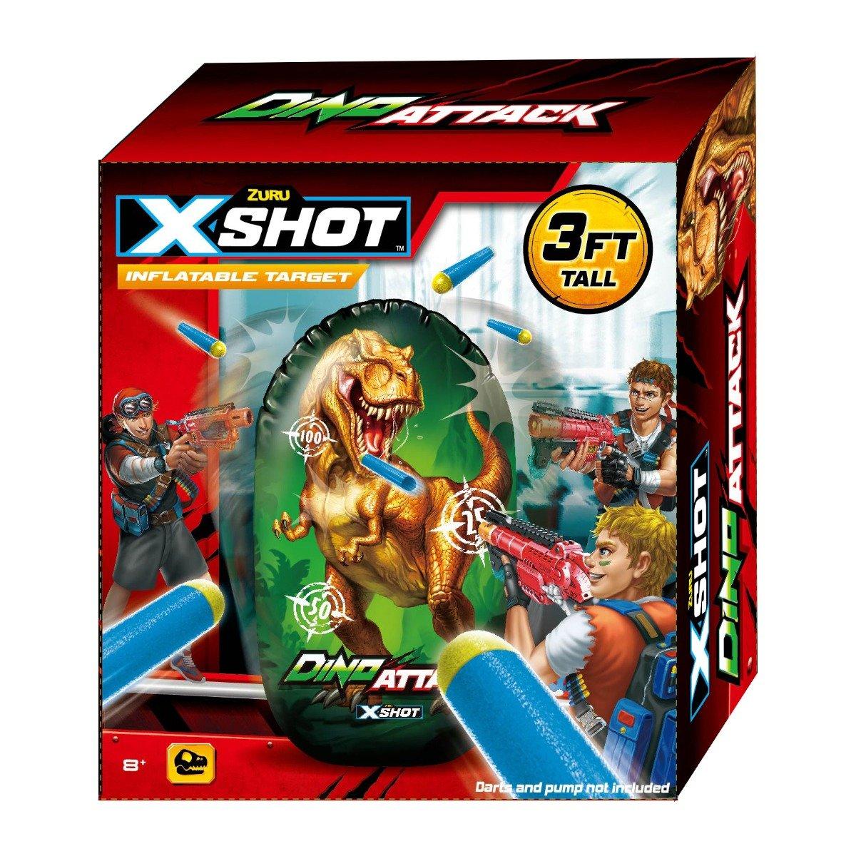 Tinta X-Shot Dino Attack Inflatable