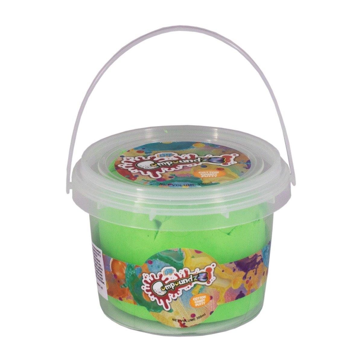 Galetusa cu pasta modelatoare Compoundzz - Cotton Candy Putty, 300 ml