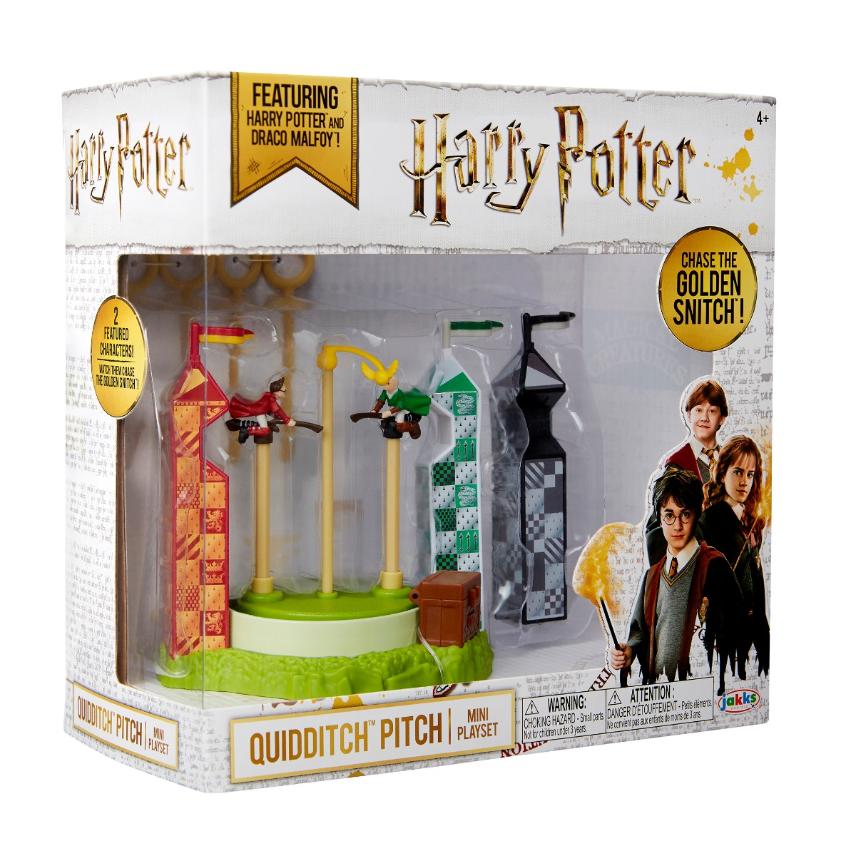 Set de joaca cu figurine Harry Potter, Arena Playset