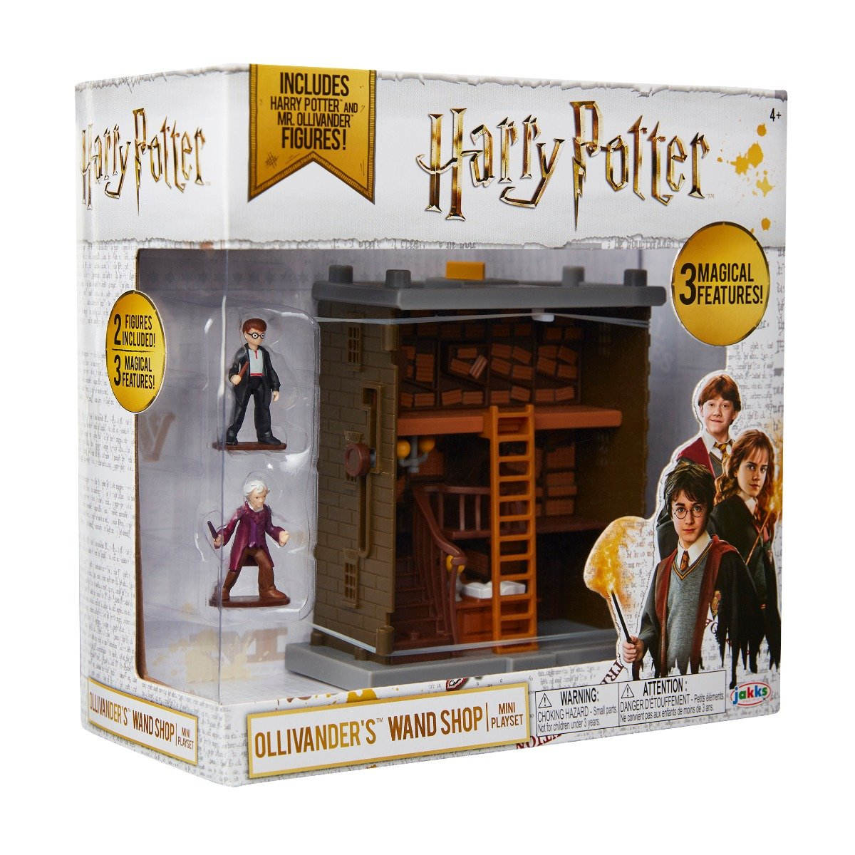 Set De Joaca Cu Figurine Harry Potter, Olivander Shop