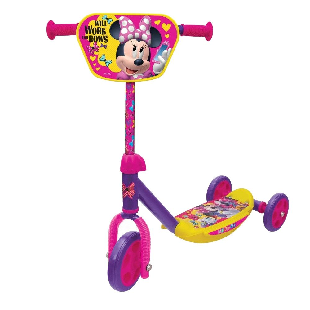 Trotineta cu 3 roti Minnie Scooter 50164