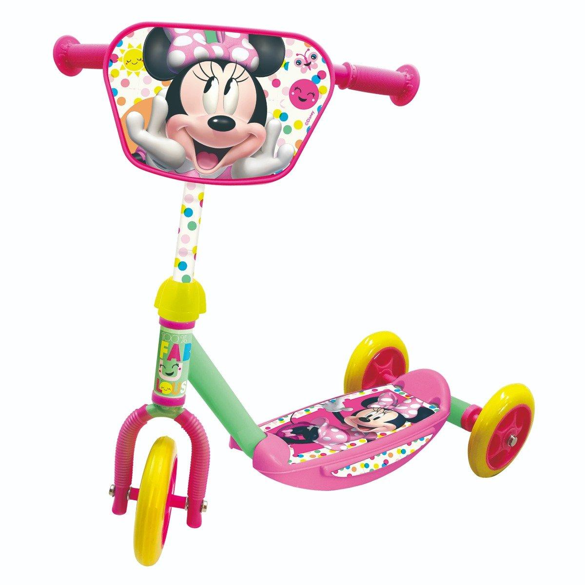 Trotineta cu 3 roti Minnie Mouse
