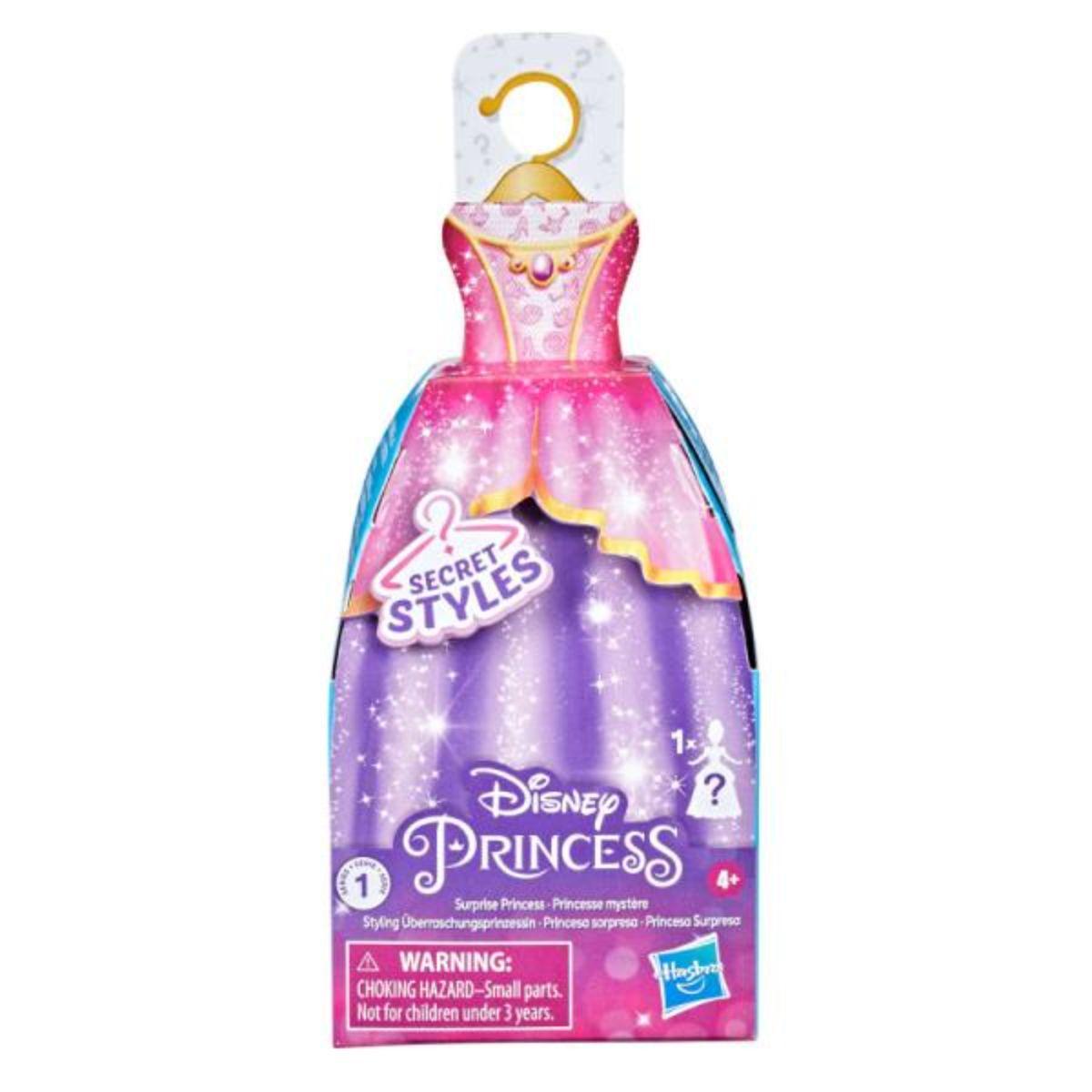 Mini-figurina surpiza, Disney Princess, Secret Styles