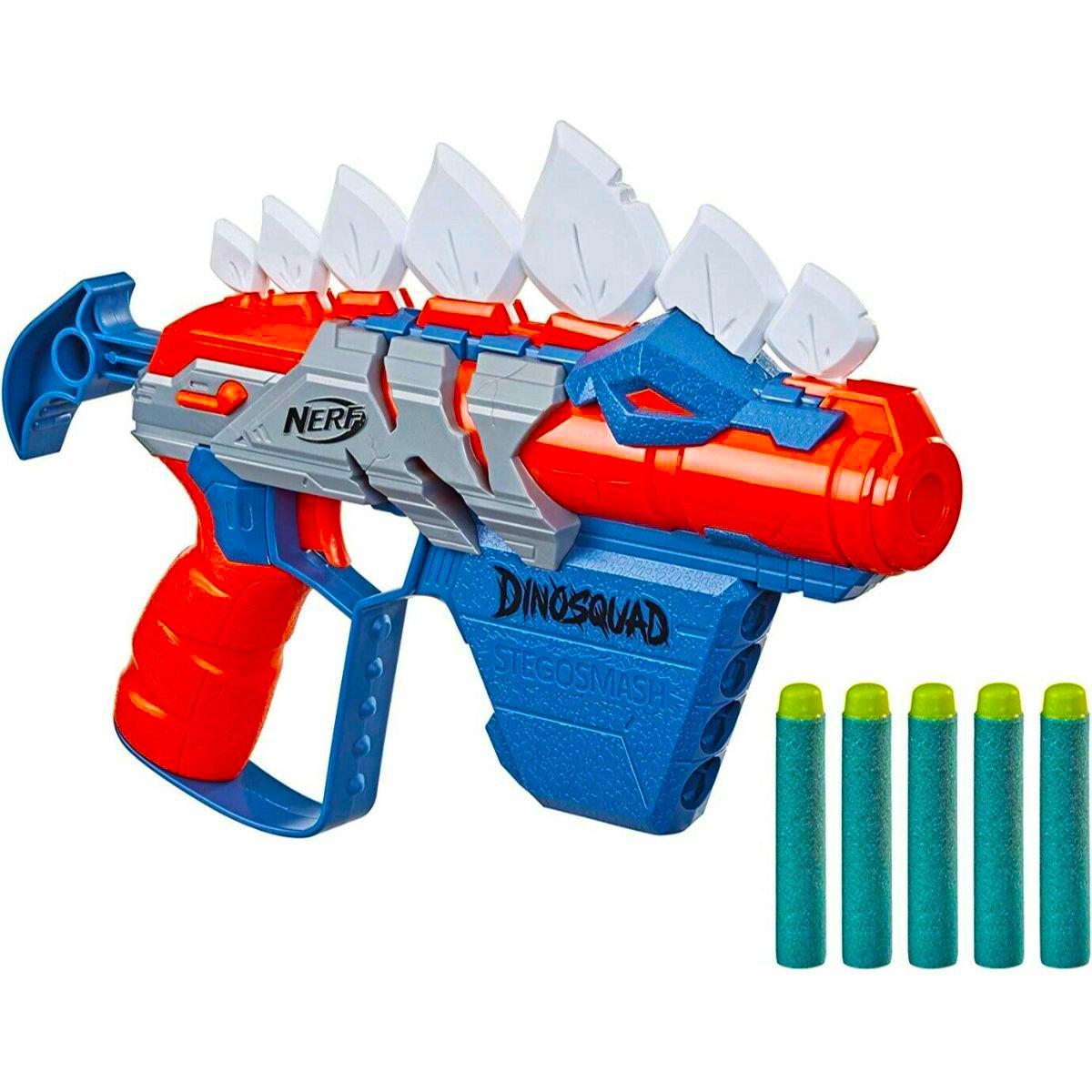Blaster Nerf, Stegosmash