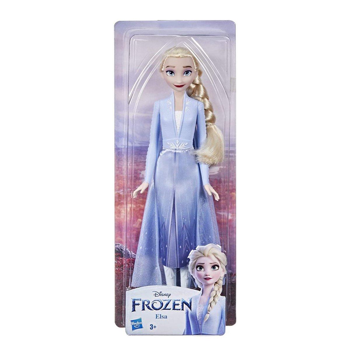 Papusa Elsa, Frozen 2, 35 cm