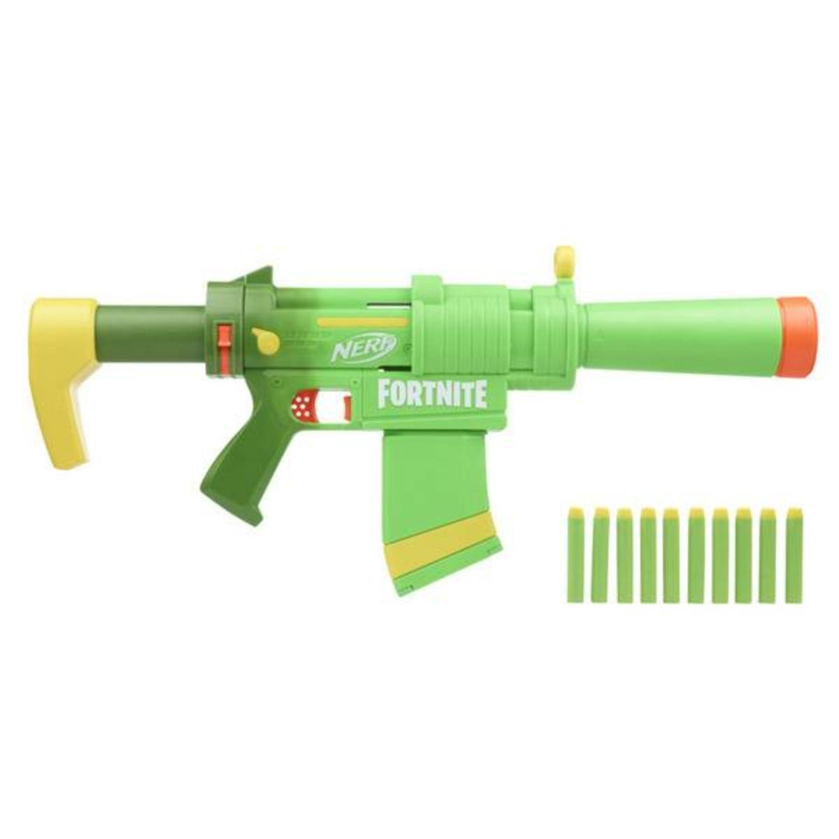 Blaster Nerf Fortnite, Smg Zesty