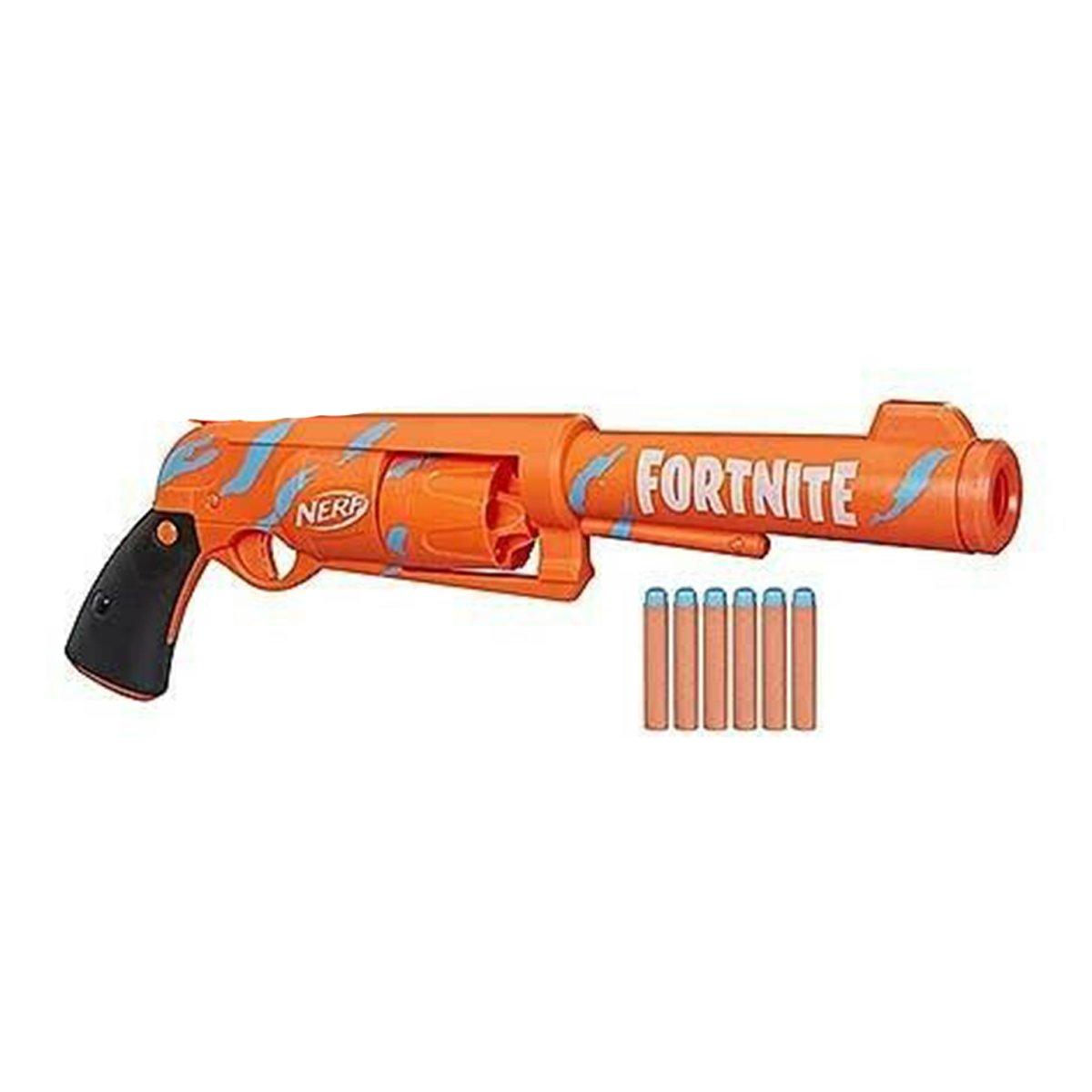 Blaster, Nerf Fortnite, 6 Sh