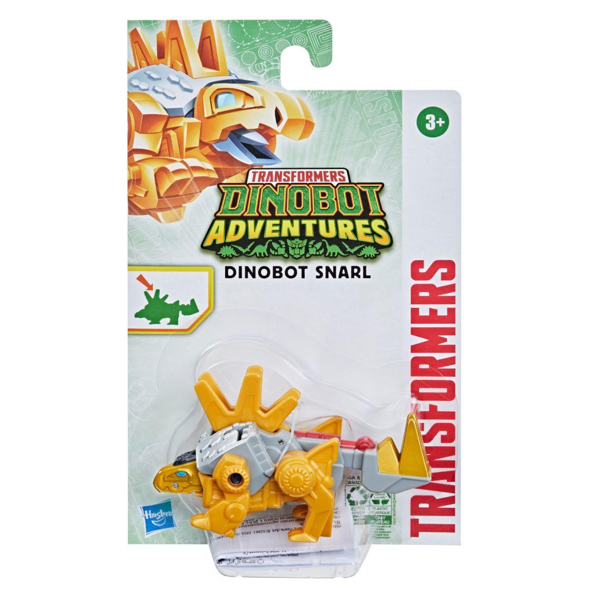 Figurina Rescue Bots, Transformers, Dinobot Strikers, F31065