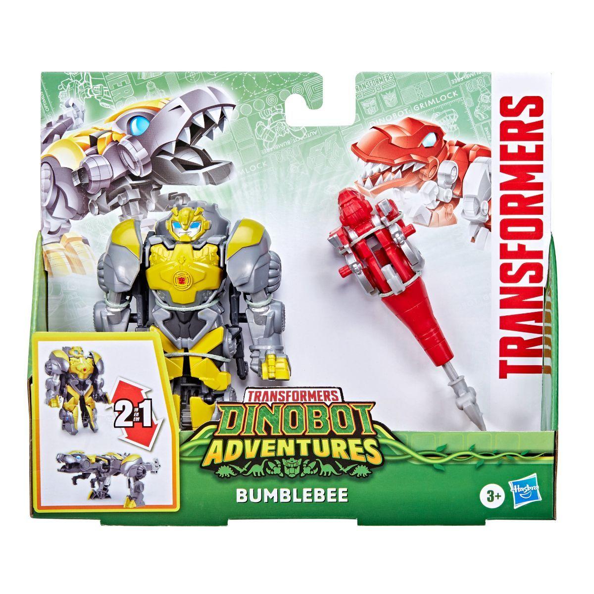 Figurina Rescue Bots, Transformers, Dinobot Defenders, F31115